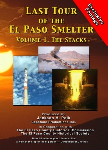 poster of Last Tour El Paso Smelter Stacks